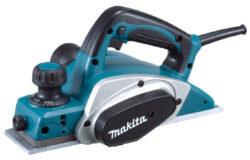MAKITA KP0800 Hoblík 82mm 620W-Makita KP0800 hoblík 620W šířka záběru 82 mm