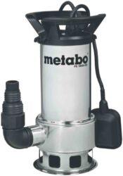 METABO 0251800000 PS 18000 Čerpadlo kalové-Ponorné čerpadlo do znečištěných vod Metabo PS 18000 SN