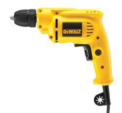 DEWALT DWD014S-QS  Vrtačka 10mm 550W-Elektrická montážní vrtačka 1,0-10mm 550W DEWALT
