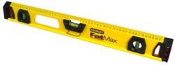 STANLEY 1-43-554 Vodováha magnetická 600mm FatMax I-Beam-Vodováhy FatMax I Beam magnetické