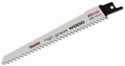 KREATOR KRT031002 Pilový list pro ocasky 2ks/bal. dřevo-Pilový plátek pro ocasovou pilu na dřevo 150-6