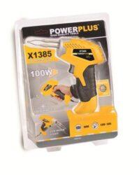 POWER PLUS POWX1385 Pájka elektrická 100W-POWX1385 - Pájecí pistole 100W