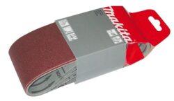 MAKITA P-37144 Brusný pás 5ks 457x76mm P150 (pro 9910/9911)