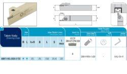 Nůž ADKT-I-R-2525-3-T22 AKKO