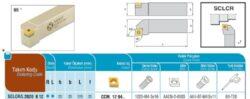 Nůž SCLCR 2020 K 12 AKKO-Soustružnický držák VBD SCLCR 2020 K 12