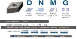 LAMINA Destička DNMG 110404 NN LT 10