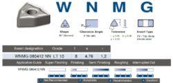 LAMINA Destička WNMG 080412 NN LT 10