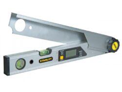 STANLEY 0-42-087 Úhloměr DIGI 400mm-Digitální úhloměr