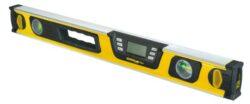 STANLEY 0-42-086 Vodováha digitální 1200mm-Digitální vodováha Stanley FatMax 120 cm