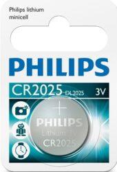 Baterie special CR2025 blistr PHILIPS 100417