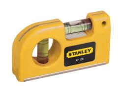 STANLEY 0-42-130 Vodováha s magnetem MINI klíčenka-Mini vodováha