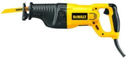 DEWALT DW311K-QS Pila mečová s elektronikou 1300W-Mečová pila 1200 W pro náročné použití