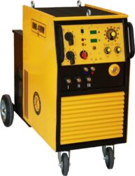OMICRON OMI 410W /2345/ Svářecí poloautomat 365A-Klasický svářecí poloautomat pro svařování v ochranné atmosféře MIG-MAG