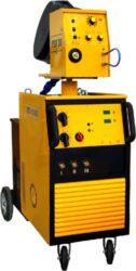 OMICRON OMI 410WS (PSV 20-4) /2392/ Svářecí poloautomat 365A-Svářecí stroj MIG/MAG se snímatelným podavačem svářecího drátu