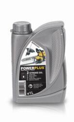POWER PLUS POWOIL023   Olej motorový 2-takt 1L-Olej do 2-taktních motorů 1l