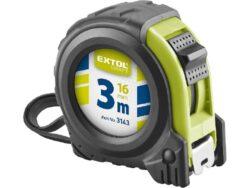 EXTOL 3143 Metr svinovací 3m 16mm-Metr svinovací 3m 16mm
