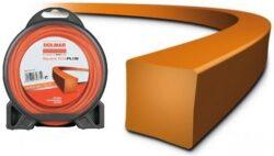 DOLMAR 369224795 Žací struna 2,4mm 15m Square Trim Plus hranatá