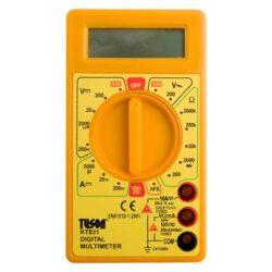 TUSON KT831 Multimetr digitální-Digitální multimetr basic