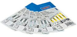 NAREX 00765462 Pilové plátky sada 25ks MIX SET-25 SB-Sada pilových plátků