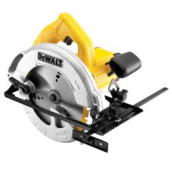 DEWALT DWE560-QS Pila kotoučová 1350W 184mm-Kompaktní kotoučová pila s hloubkou řezu 65 mm