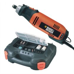 BLACK DECKER RT650KA-QS Bruska přímá 90W - Multibruska
