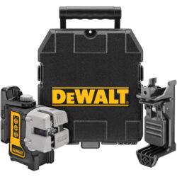 DEWALT DW089K-XJ Laser křížový-Laser se třemi paprsky