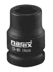 NAREX 443000419 Hlavice 1/2 průmyslová 19mm CrMo-Hlavice 1/2 průmyslová 19mm CrMo