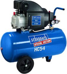 SCHEPPACH HC 54 Kompresor olejový 50L 1500W 220L/min 8bar-Výkonný kompresor Scheppach HC 54