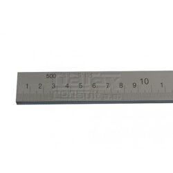 KMITEX 1015.4 Měřítko ocelové ploché 4000x50x10 ČSN251113(7884798)