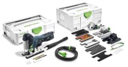 FESTOOL 561588 Pila přímočará CARVEX 550W PS 420 EBQ SET - Pila přímočará CARVEX 550W PS 420 EBQ SET