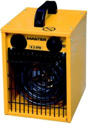 Topidlo elektrické s ventilátorem 1kW/2kW 230V MASTER B2EPB-Elektrické topidlo s ventilátorem