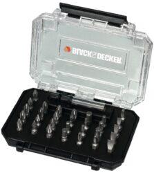 BLACK DECKER A7201-XJ Sada bitů 31dílů-Sada bitů 31dílů