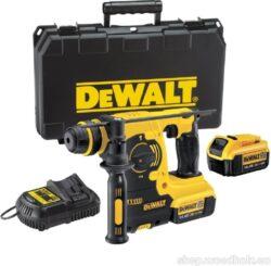 DEWALT DCH143M2-QW Aku kladivo kombi 14,4V 4,0Ah Li-ion-Aku kombinované kladivo SDS-Plus 14,4V