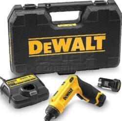 DEWALT DCF680G2-QW Akušroubovák 7,2V 1,0Ah Li-ion(7887766)