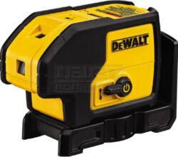 DEWALT DW083K-XJ Laser olovnice samonivelační- Laser s automatickým srovnáním s 3 paprsky
