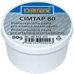 NAREX 00763331 Pasta řezná pro vrtáky CIMTAP 80g-Pasta řezná pro vrtáky CIMTAP 80g