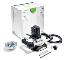 FESTOOL 768985 Frézka sanační RG 150 E-Set DIA HD-Frézka sanační RG 150 E-Set DIA HD