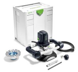 FESTOOL 768985 Frézka sanační RG 150 E-Set DIA HD-Frézka sanační 1600W