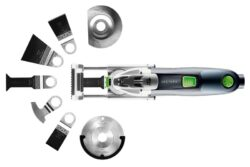 FESTOOL 563001 Bruska multifunkční 400W VECTURO QS 400 EQ-Set -  Bruska multifunkční 400W Set