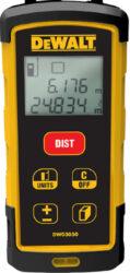 DEWALT DW03050 Laser dálkoměr 50m-Laser dálkoměr 50m