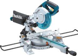 MAKITA LS0815FLN  Pila pokosová 216mm-Pokosová pila se zákluzem, LED osvětlením pracovní plochy a laserovou ryskou..