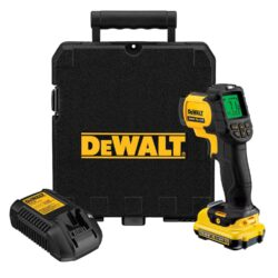 DEWALT DCT414D1-QW Teploměr infračervený 10,8V 2,0Ah -30°C až 550°C-Teploměr infračervený 10,8V 2,0Ah -30°C až 550°C