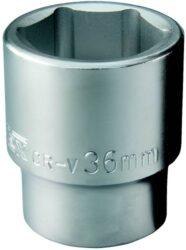 """NAREX 443001193 Hlavice 3/4"""" nástrčná 6hran 22mm-Hlavice 3/4 nástrčná 6hran 22mm"""