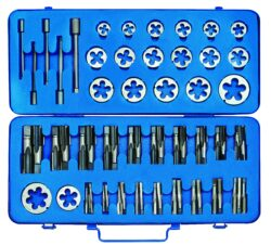 Kazeta řezného nářadí AUTO-1 HSS BUČOVICE 340241-Sada závitořezných nástrojů