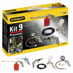 STANLEY 9045718STN Sada příslušenství ke kompresoru KIT BOX MULTI 9ks-Sada příslušenství ke kompresoru KIT BOX MULTI 9ks