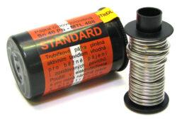 NUBA Sn 40 Pb - MTL 408 Cín pájecí Sn 40 Pb - 25g D1,5mm MAGG P1/25-Cín pájecí Sn 40 Pb - 25g D1,5mm