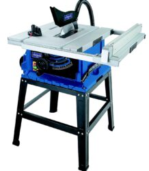 SCHEPPACH HS 105  Pila kotoučová stolní 2000W 230V 255mm-Stolová pila s laserem