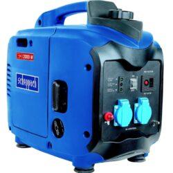 SCHEPPACH SG 2000 Elektrocentrála digitální invertorová 2000W-Invertorová elektrocentrála 2 kW