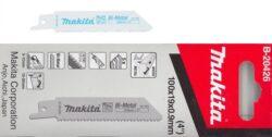 MAKITA B-20426 Sada pilových listů UNI BiM 100mm 5ks-pilový list univerzál BiM 100mm 5ks
