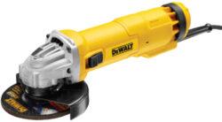 DEWALT DWE4227-QS Bruska úhlová 125mm 1200W-Úhlová bruska 125 mm, 1200 W, 11000 ot/min, 2,3 kg
